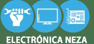 Electrónica Neza Logo